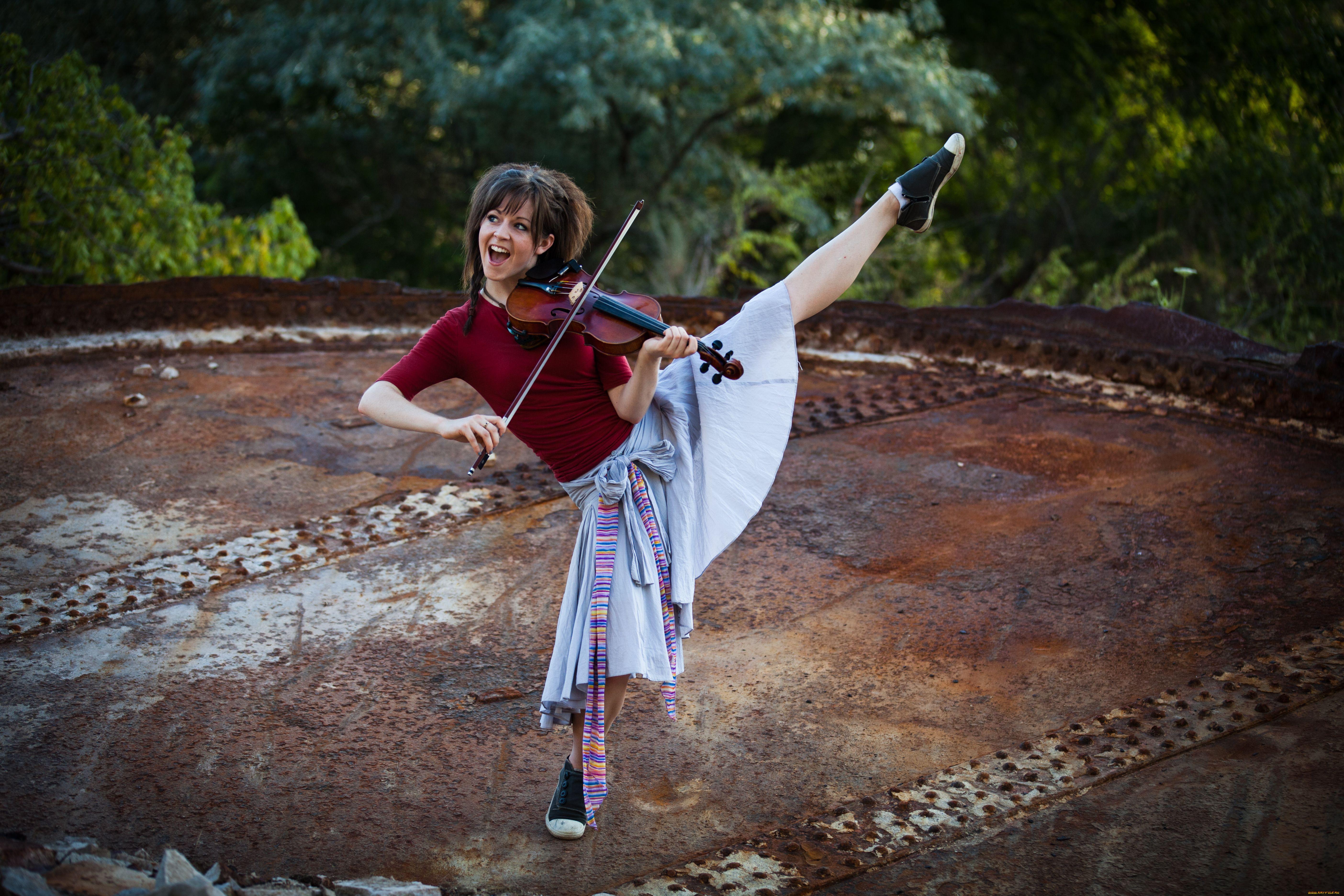 lindsey, stirling, музыка, скрипка